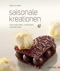 Saisonale Kreationen für Konditorei, Confiserie und Bäckerei