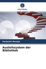 Ausleihsystem der Bibliothek