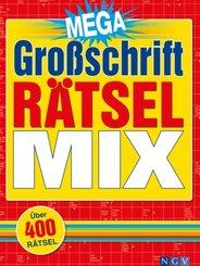 Mega Großschrift Rätsel-Mix