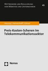 Preis-Kosten-Scheren im Telekommunikationssektor