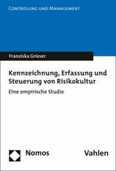 Kennzeichnung, Erfassung und Steuerung von Risikokultur