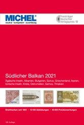 Südlicher Balkan 2021