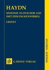 Haydn, Joseph - Sinfonie Es-dur Hob. I:103 (mit dem Paukenwirbel) (Londoner Sinfonie)