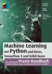 Machine Learning mit Python undKeras, TensorFlow 2 und Scikit-learn
