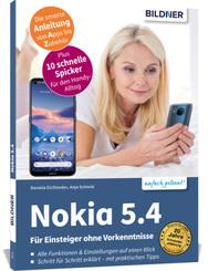 Nokia 5.4 - Für Einsteiger ohne Vorkenntnisse