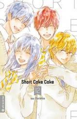Short Cake Cake - Bd.12