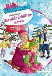 Bibi Blocksberg - Das wilde Schlittenrennen