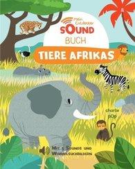 Mein Entdecker-Soundbuch - Tiere Afrikas
