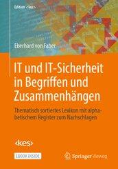 IT und IT-Sicherheit in Begriffen und Zusammenhängen, m. 1 Buch, m. 1 E-Book