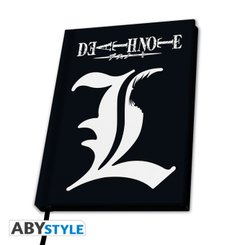 ABYstyle Death Note L A5 Notizbuch