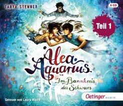 Alea Aquarius 7. Im Bannkreis des Schwurs, 5 Audio-CD