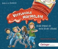 Verfluchte Marmelade, 3 Audio-CD