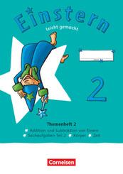 Einstern - Mathematik - Ausgabe 2021 - Band 2 Leicht gemacht - Themenheft 2 - Verbrauchsmaterial - Bd.2
