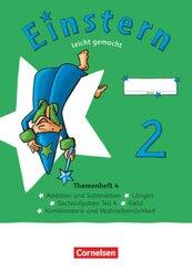 Einstern - Mathematik - Ausgabe 2021 - Band 2 Leicht gemacht - Themenheft 4 - Verbrauchsmaterial - Bd.2