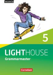 English G Lighthouse, Allgemeine Ausgabe: English G Lighthouse - Allgemeine Ausgabe: 9. Schuljahr, Grammarmaster mit Lösungen