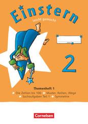 Einstern - Mathematik - Ausgabe 2021 - Band 2 Leicht gemacht - Themenheft 1 - Verbrauchsmaterial - Bd.2