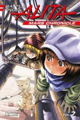 Battle Angel Alita Mars Chronicle - Bd.7