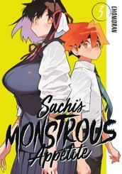 Sachi's Monstrous Appetite 3