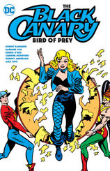The Black Canary: Bird of Prey