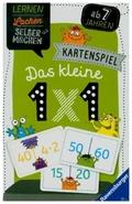 Kartenspiel Das kleine 1 x 1 (Kinderspiel)