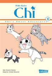 Süße Katze Chi: Chi's Sweet Adventures 4