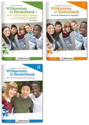 Sicher in die Sekundarstufe I ab Klasse 7 - Sparpaket: Deutsch als Zweitsprache, 3 Teile