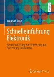 Schnelleinführung Elektronik