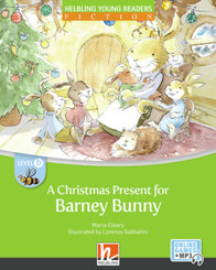 A Christmas Present for Barney Bunny + e-zone