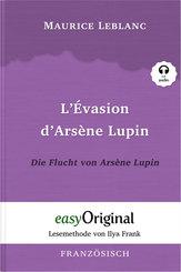 Arsène Lupin - 3 / L'Évasion d'Arsène Lupin / Die Flucht von Arsène Lupin (mit Audio)