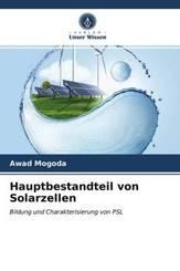 Hauptbestandteil von Solarzellen
