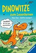 Dinowitze zum Lesenlernen