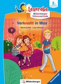 Leserabe mit Mildenberger Silbenmethode: Verknallt in Max