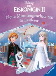 Disney Die Eiskönigin 2: Neue Minutengeschichten für Erstleser