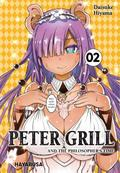 Peter Grill and the Philosopher's Time - Bd.2