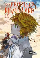 The Promised Neverland - Bd.19