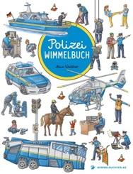 Polizei Wimmelbuch