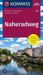 Fahrrad-Tourenkarte Naheradweg