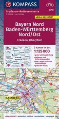 Bayern Nord, Baden-Württemberg Nord/Ost