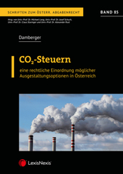 CO2-Steuern - eine rechtliche Einordnung möglicher Ausgestaltungsoptionen in Österreich
