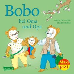 Bobo bei Oma und Opa (5 Expl.)