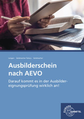 Ausbilderschein nach AEVO