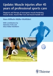 Update: Muscle injuries after 45 years of professional sports care