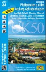 Landkreise Pfaffenhofen a.d.Ilm, Neuburg-Schrobenhausen