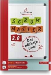 Scrum Master 2.0, m. 1 Buch, m. 1 E-Book