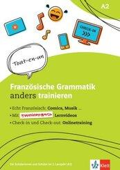Französische Grammatik anders trainieren