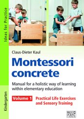 Montessori concrete - Volume 1