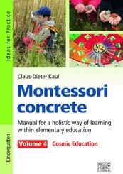 Montessori concrete - Volume 4