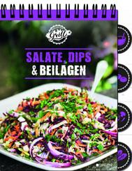 Ran an den Grill - Salate, Dips & Beilagen
