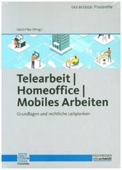 Telearbeit | Homeoffice | Mobiles Arbeiten