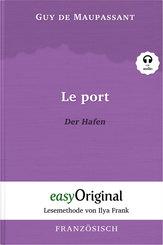 Le Port / Der Hafen (mit Audio)